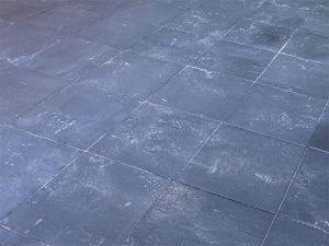 Charcoal Columbia Slate pavers